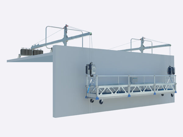 SUSPENDED PLATFORM SYSTEMS