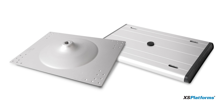 XSMD XTrusion Roof Base Plates
