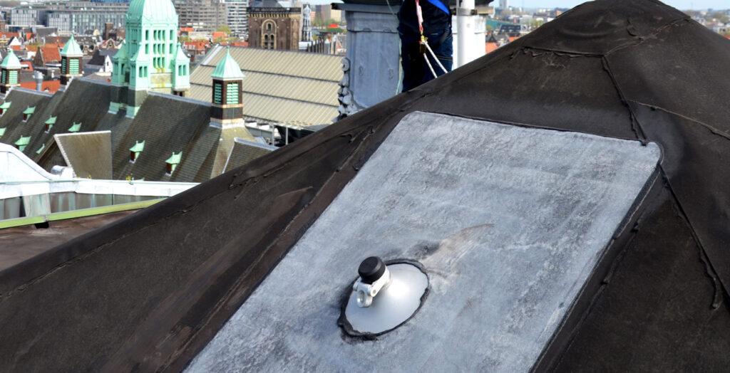 fall protection reference xsplatforms bijenkorf amsterdam allrisk rap globe anchor point