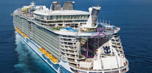 World biggest cruise ship