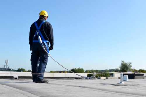 Personal Protective Equipment Ppe For Fall Protection