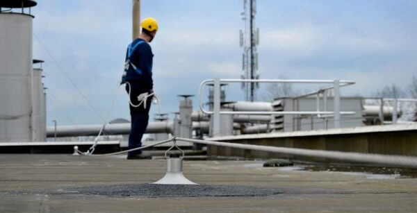 Lifeline systems for fall protection at McCain Holland