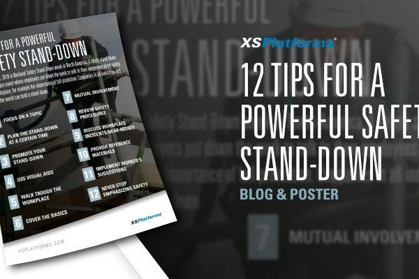 Tips for a powerful safety stand-down