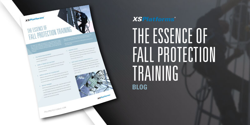 Why is fall protection training so important
