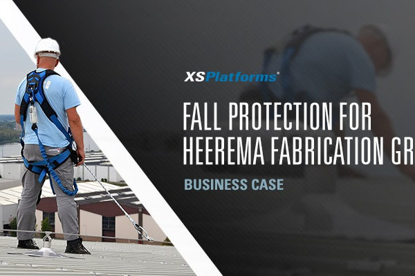Business case: Fall protection for Heerema Fabrication Group