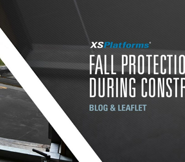 Temporary Fall protection with the jamb anchor