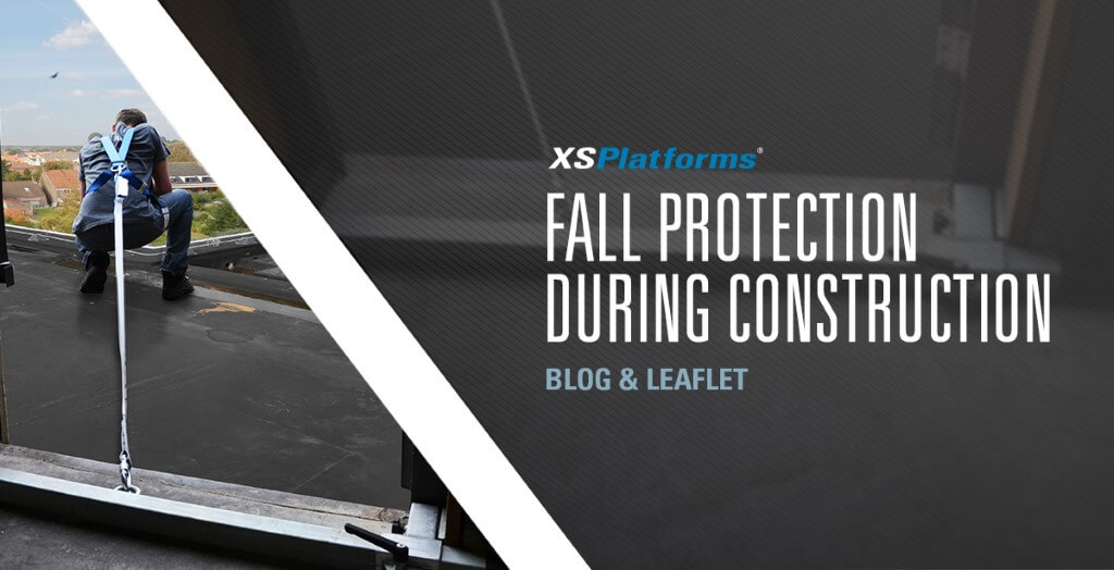 Temporary Fall Protection During Construction