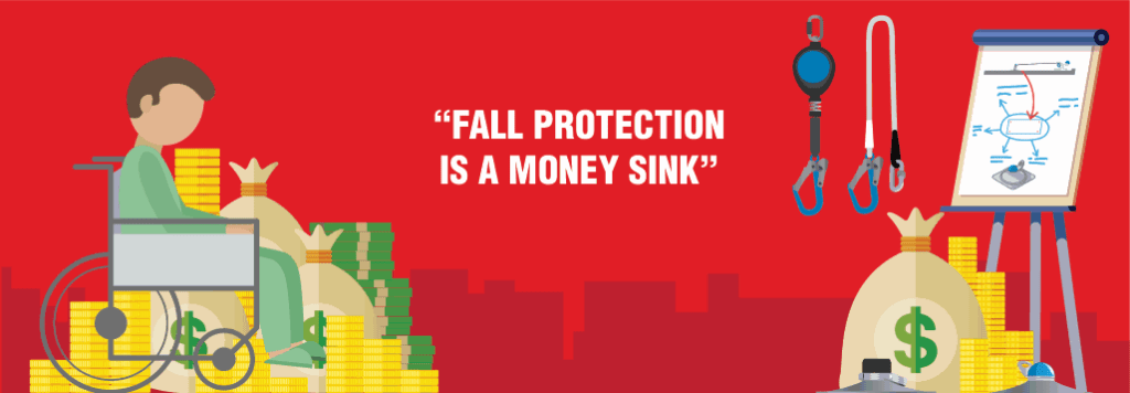 Myth: fall protection is a money sink
