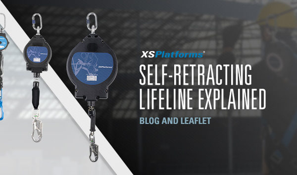 Learn about the self-retracting lifeline