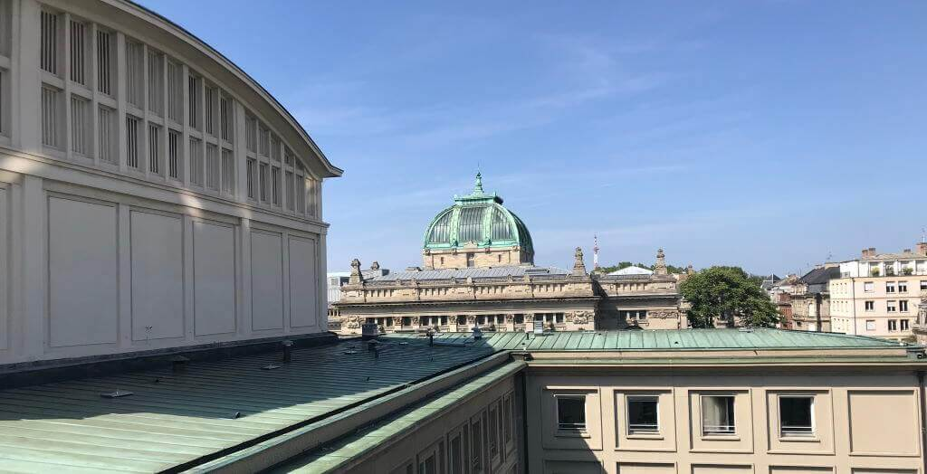 Fall protection for the National Theatre of Strasbourg