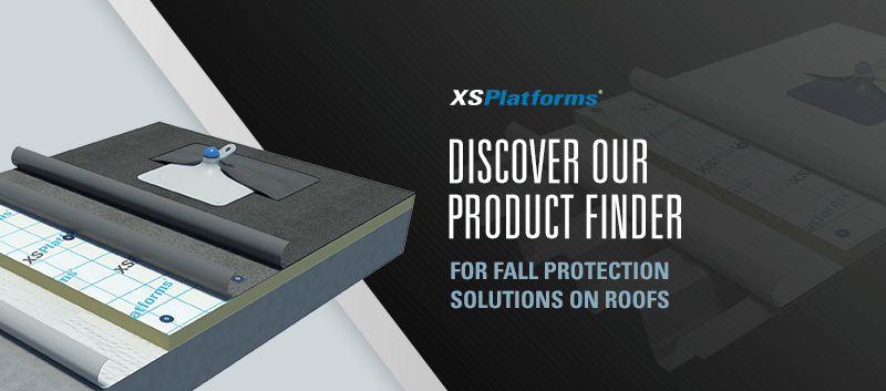 Discover the fall protection solution for your roof structure