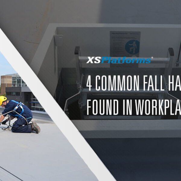 Common workplace fall hazards found in workplaces
